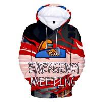 Sweat Among Us Emergency Meeting