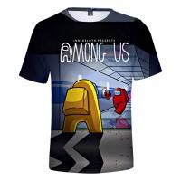 T-shirt Among Us Vaisseau