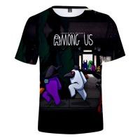 T-shirt Among Us Halloween