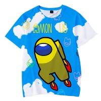 T-shirt Among Us Jetpack