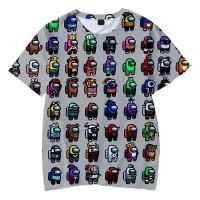 T-shirt Among Us skins