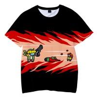 T-shirt Among Us imposteur assassinat