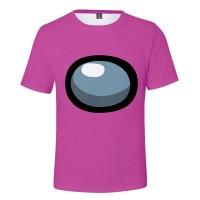 T-shirt Among Us Rose
