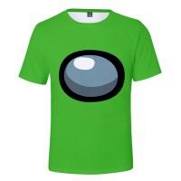 T-shirt Among Us Vert