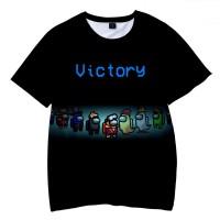 T-shirt Among Us Victory