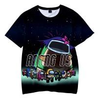 T-shirt Among Us Équipe
